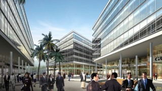 IT- und Congress Center (Dubai Business Bay) - Lorenz PPM TGA Projekt