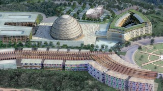 Hotel & Convention Center Kigali - Lorenz PPM TGA Projekt