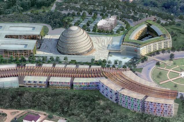 Hotel & Convention Center Kigali - Lorenz PPM TGA Projekt