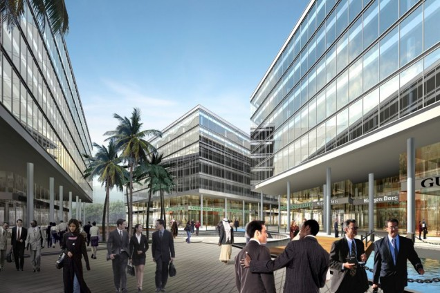IT- und Congress Center (Dubai Business Bay) - Lorenz PPM TGA Projekt